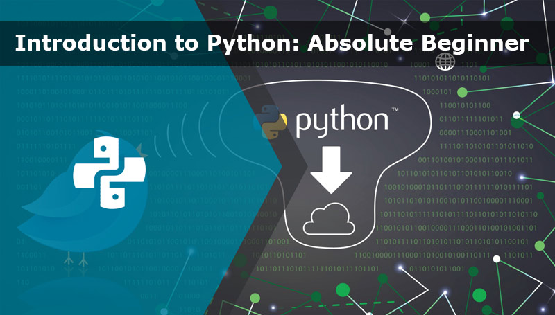 Introduction to Python: Absolute Beginner [EdX]