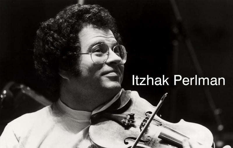Itzhak Perlman (Masterclass.com