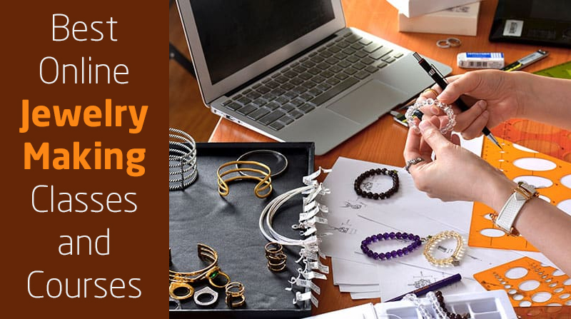 Best Online Jewelry Making Classes and Courses