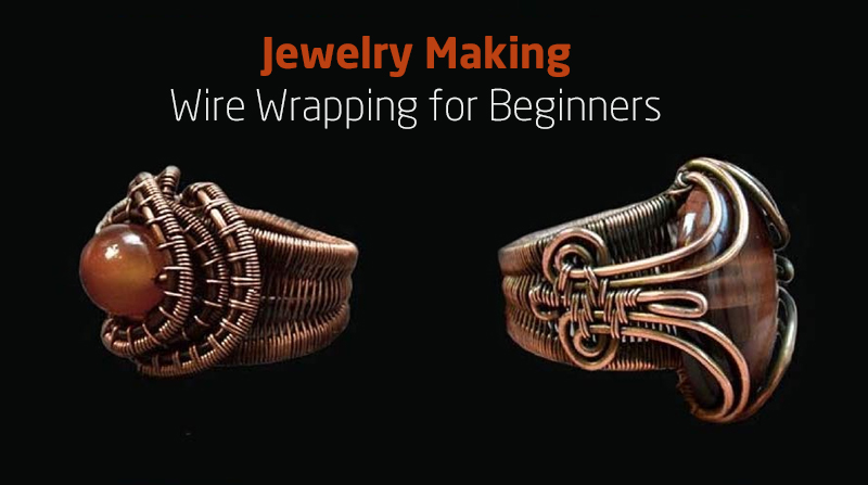 Jewelry Making: Wire Wrapping for Beginners (Udemy)