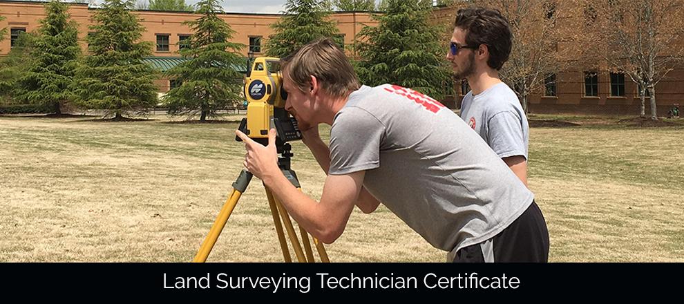 Land Surveying Technician Certificate [University of North Georgia]