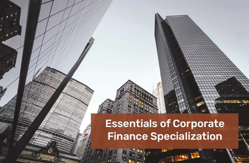 Essentials of Corporate Finance Specialization By University of Melbourne [Coursera]