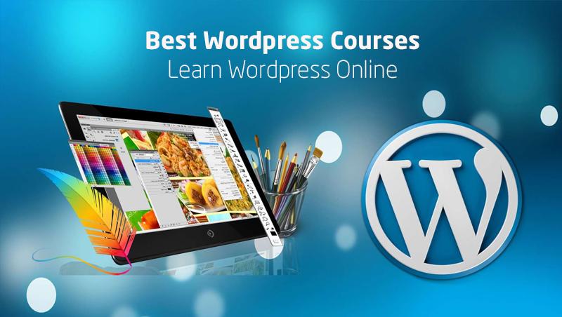 Best Wordpress Courses: Learn Wordpress Online