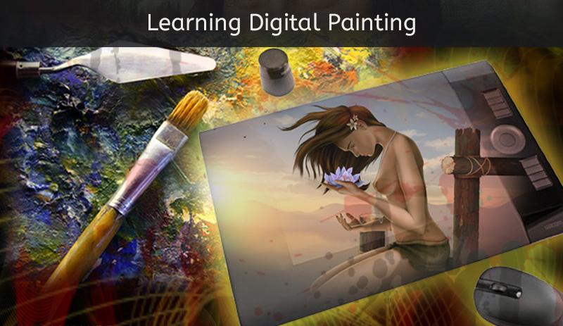 Learning Digital Painting (LinkedIn)