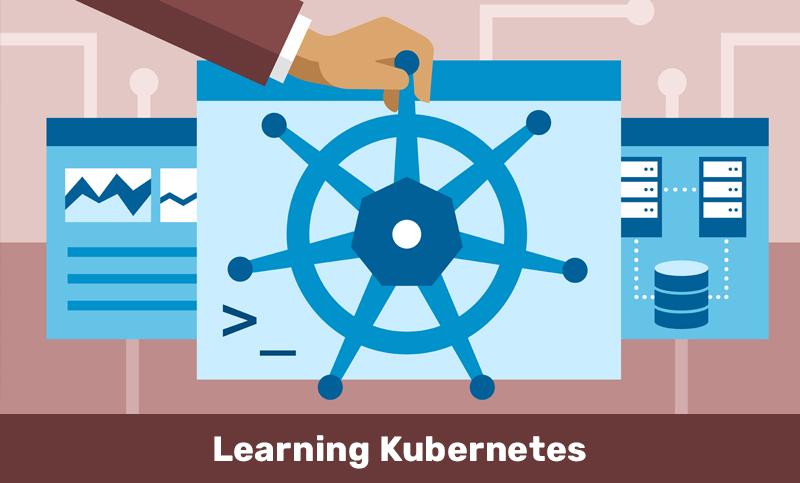 Learning Kubernetes (LinkedIn)