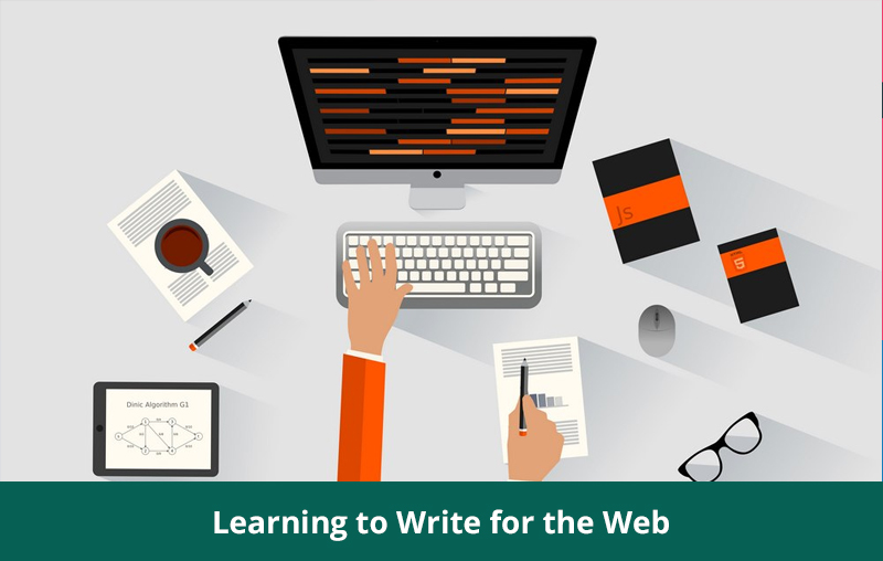 Learning to Write for the Web [LinkedIn]
