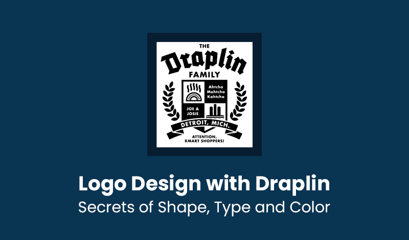 Logo Design with Draplin: Secrets of Shape, Type and Color (Skillshare)