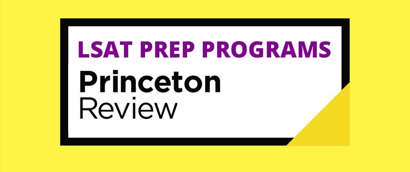LSAT Prep Programs [Princeton Review]