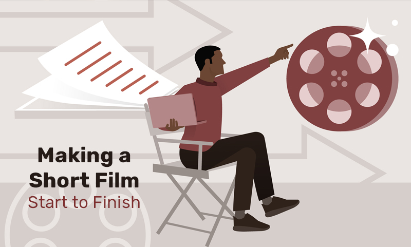 Making a Short Film: Start to Finish [Lynda]