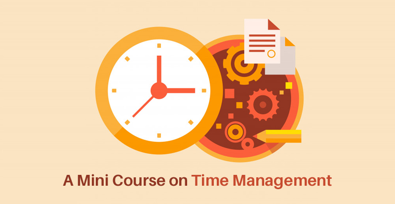 A Mini Course on Time Management (Udemy)