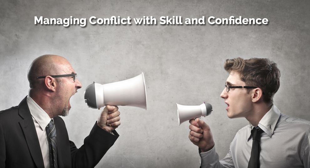 Managing Conflict with Skill and Confidence [Udemy]