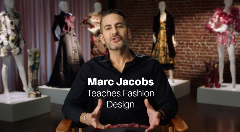 Marc Jacobs Teaches Fashion Design [Masterclass]
