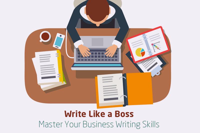 Write Like a Boss: Master Your Business Writing Skills [Udemy]