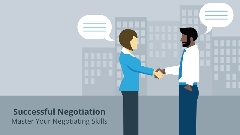 Successful Negotiation: Master Your Negotiating Skills [Udemy]