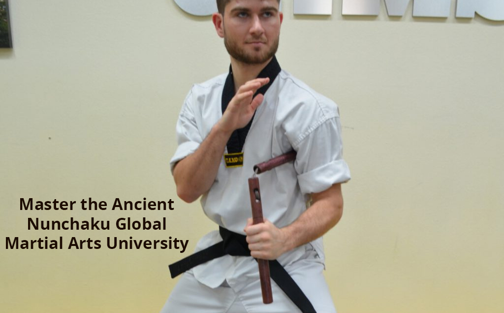 Master the Ancient Nunchaku - Global Martial Arts University