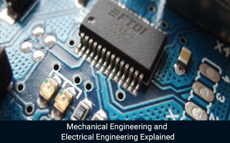 Mechanical Engineering and Electrical Engineering Explained - (Udemy)