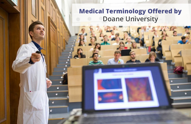 Medical Terminology Offered by Doane University (edX)