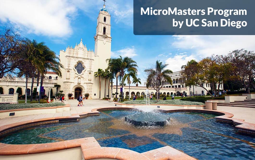 Data Science MicroMasters Program by University of California (San Diego)