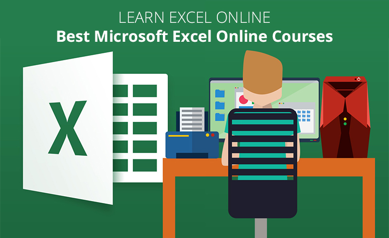 Best Microsoft Excel Online Courses