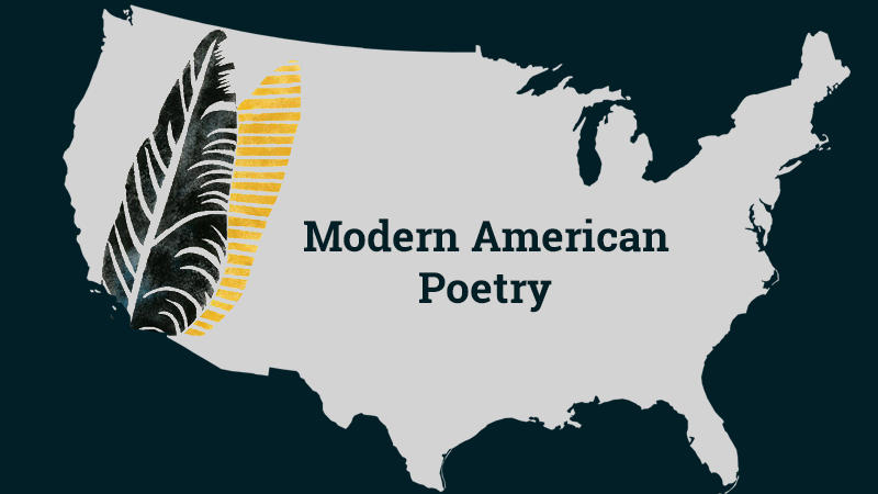 Modern American Poetry By University of Illinois [Coursera]