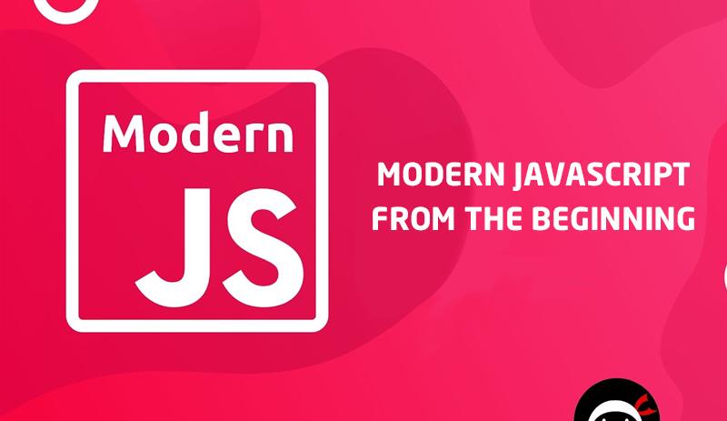 Modern JavaScript From The Beginning [Udemy]