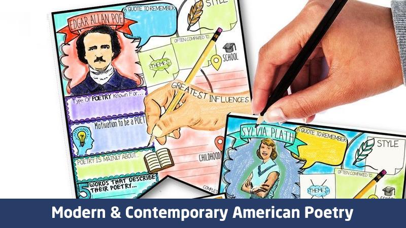 "Modern & Contemporary American Poetry (""ModPo"") By University of Pennsylvania [Coursera]"