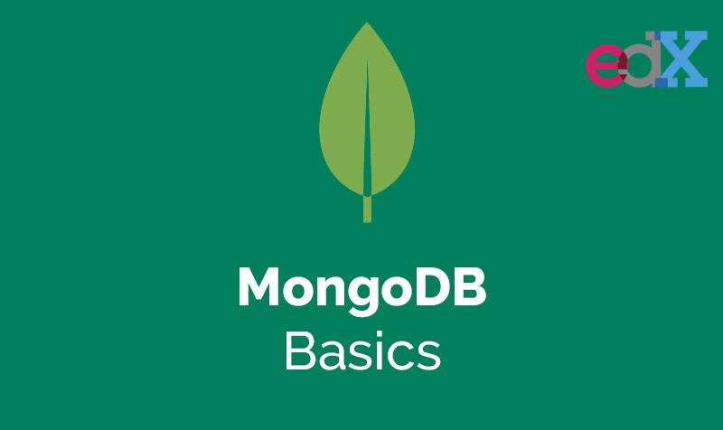 MongoDB Basics [EdX]