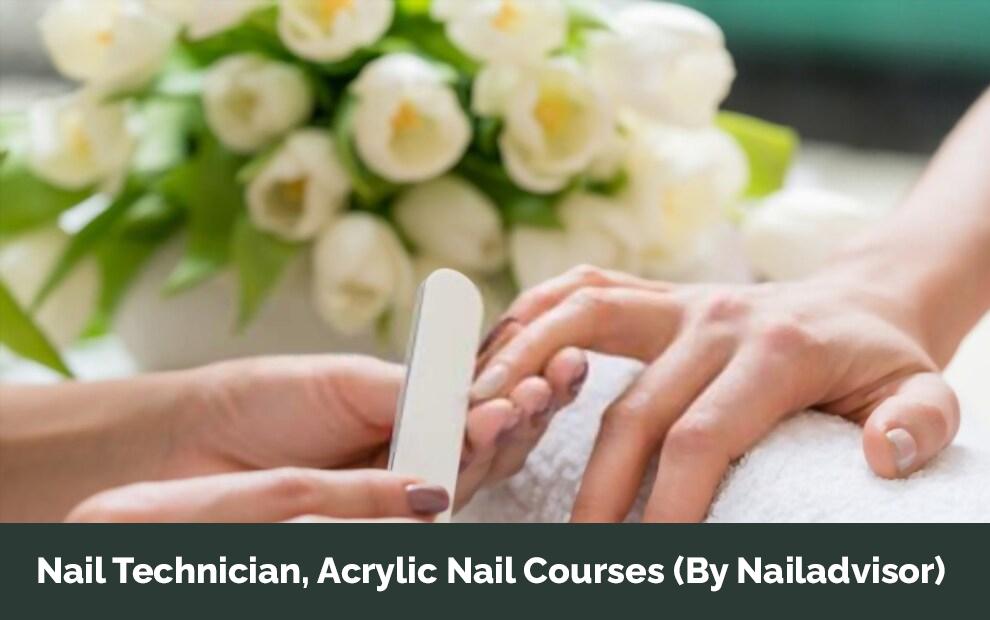 Nail Technician, Acrylic Nail Courses (By Nailadvisor) - Udemy