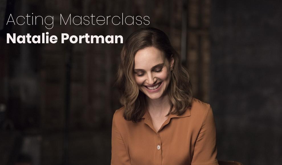 Acting Masterclass - Natalie Portman