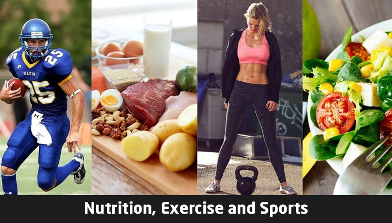 Nutrition, Exercise and Sports [EdX]