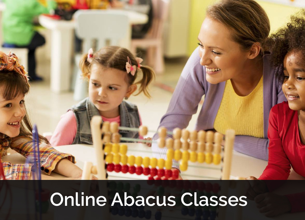 Online Abacus Classes [JAMS]