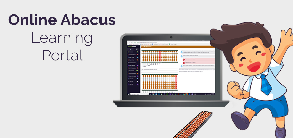 Online Abacus Learning Portal [Abacus Master]