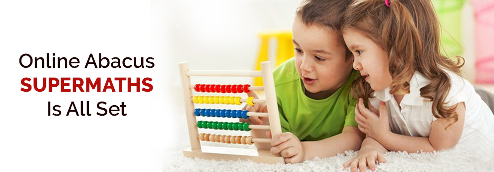 Online Abacus SUPERMATHS Is All Set [SUPER MATHS]
