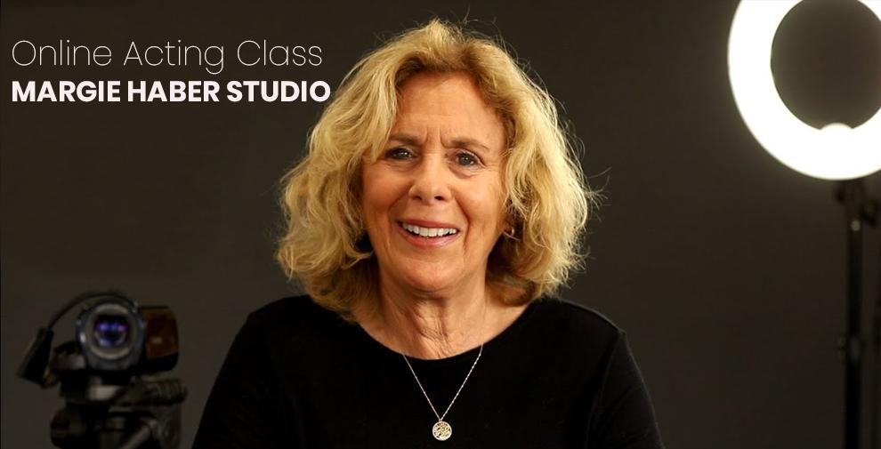 OnlineActing Class - MARGIE HABER STUDIO