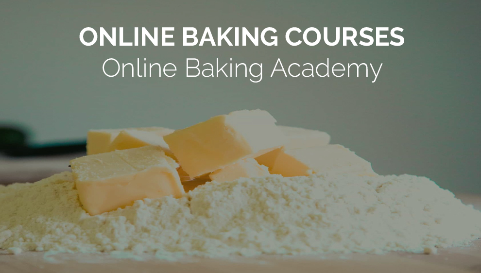 Online Baking Courses - Online Baking Academy