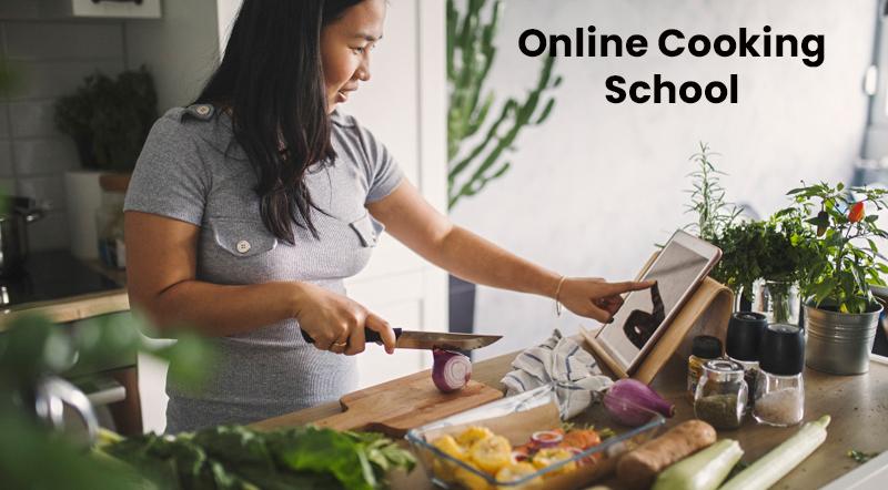 Online Cooking School [America's Test Kitchen]