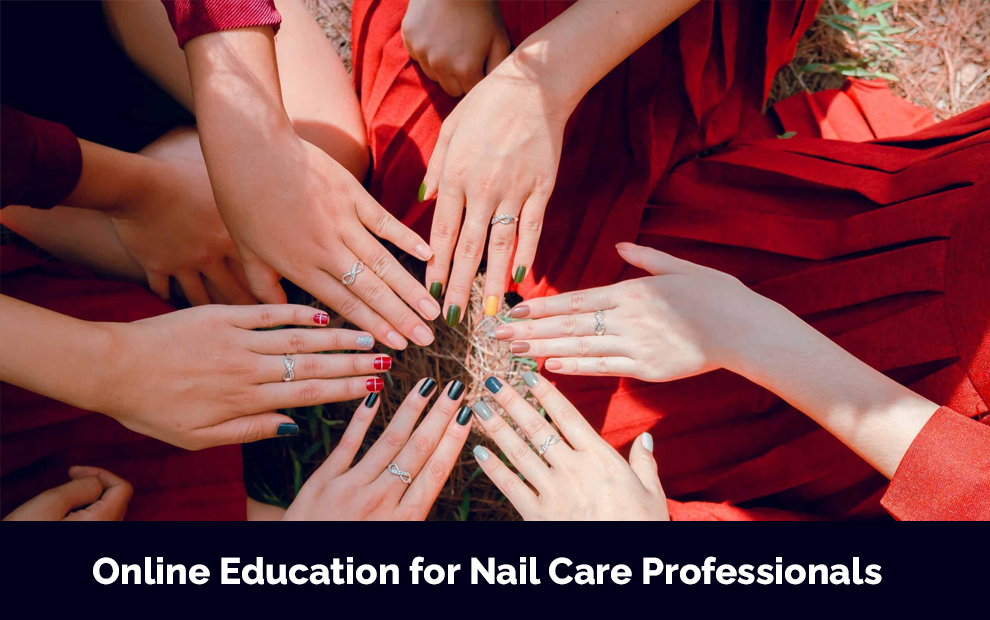 Online Education for Nail Care Professionals - Nailcare Academy