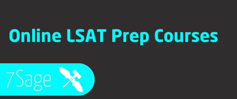 Online LSAT Prep Courses [7Sage]