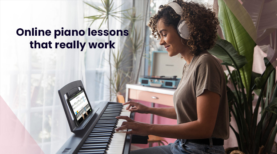 Online piano lessons that really work (flowkey)