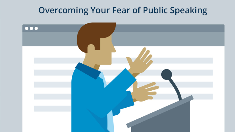 Overcoming Your Fear of Public Speaking [Linkedin]