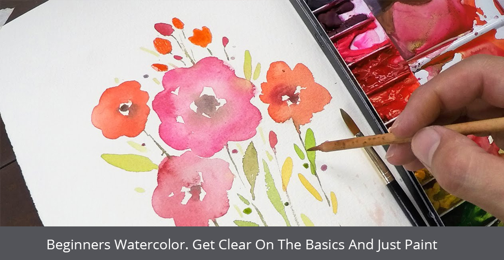 BEGINNERS Watercolor. Get Clear On The Basics And Just Paint - Udemy