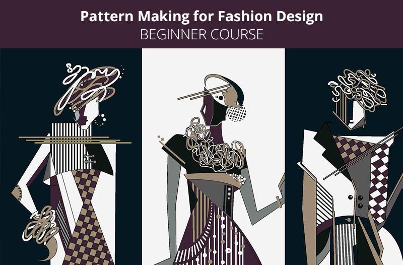 Pattern Making for Fashion Design – Beginner Course (Part 1) [Udemy]