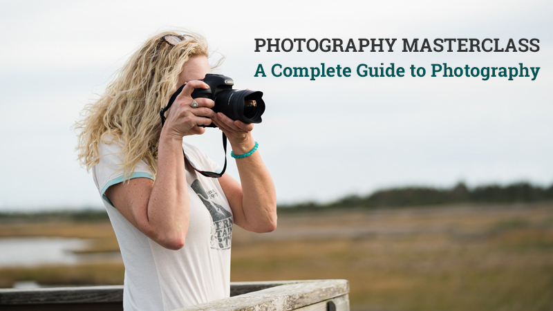 Photography Masterclass: A Complete Guide to Photography – Udemy