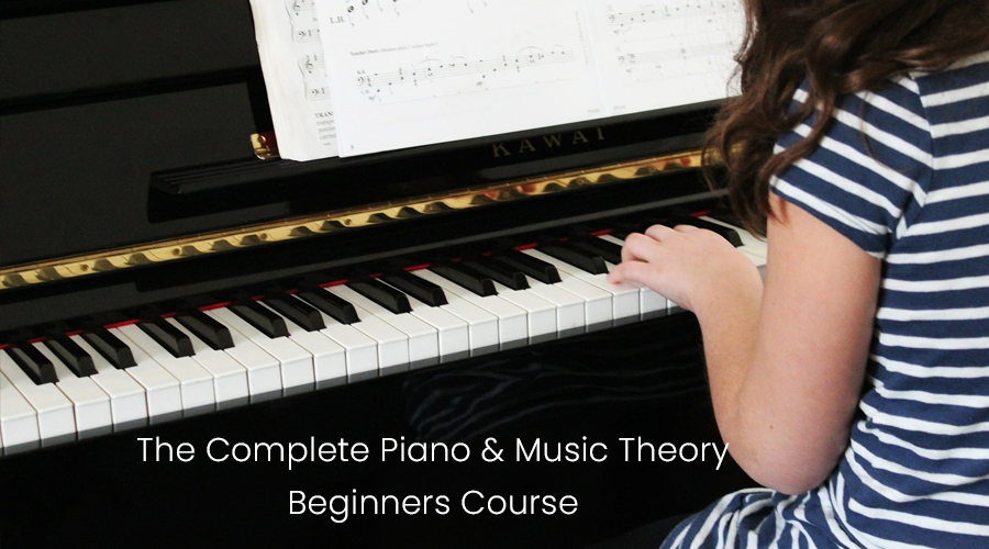 The Complete Piano & Music Theory Beginners Course (Udemy)
