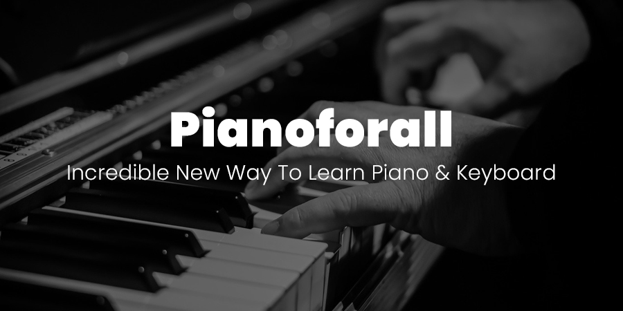 Pianoforall - Incredible New Way To Learn Piano & Keyboard (Udemy)