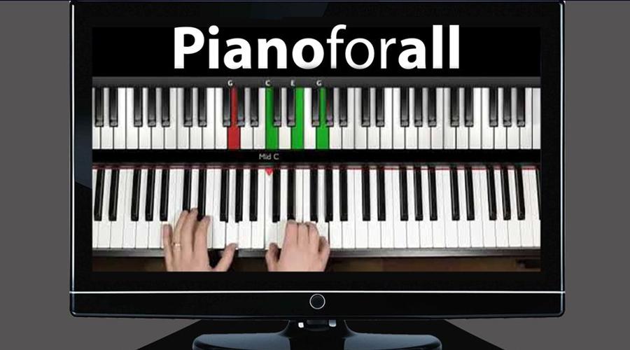 Pianoforall (Pianoforall)