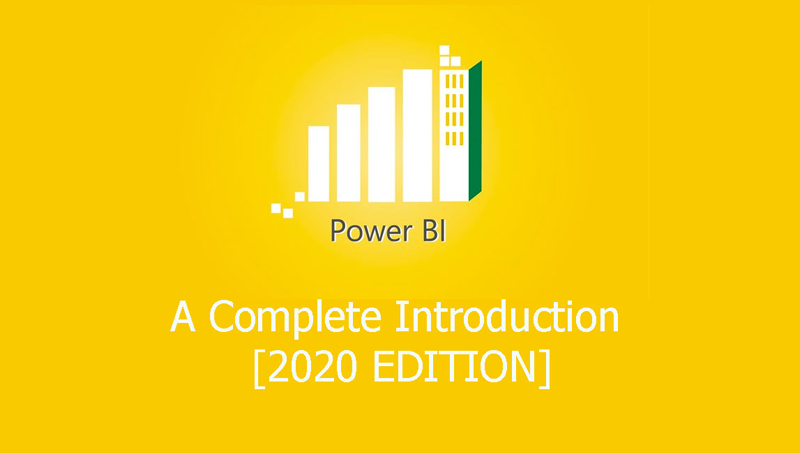 Complete Introduction to Microsoft Power BI [2020 Edition] (Udemy)