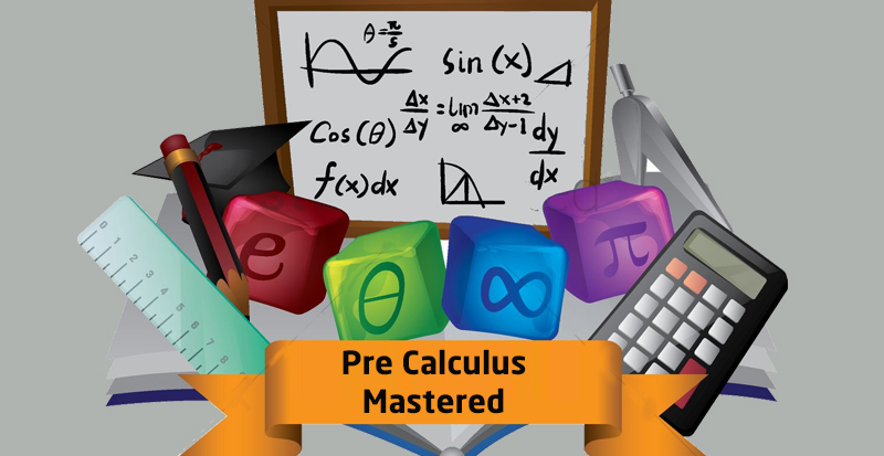 Pre Calculus Mastered - (Udemy)