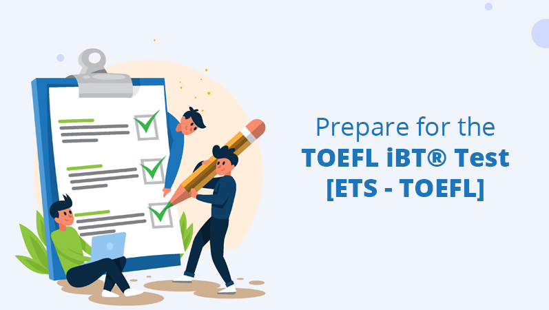 Prepare for the TOEFL iBT® Test [ETS - TOEFL]