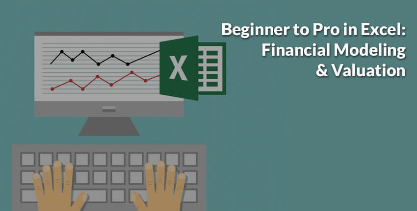 Beginner to Pro in Excel: Financial Modeling & Valuation